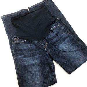 Joe's Jeans Jeans - Joe's Petite Bootcut Maternity Jean In Quinn